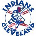 Cleveland Indians Primary Logo Decal (Sticker)