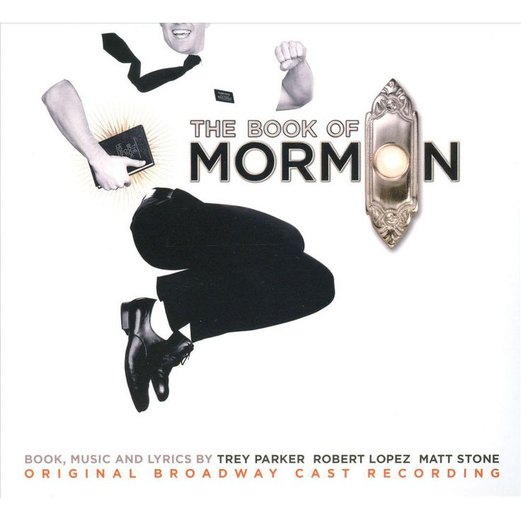 Original Broadway Cast - The Book of Mormon (Original Broadway Cast)