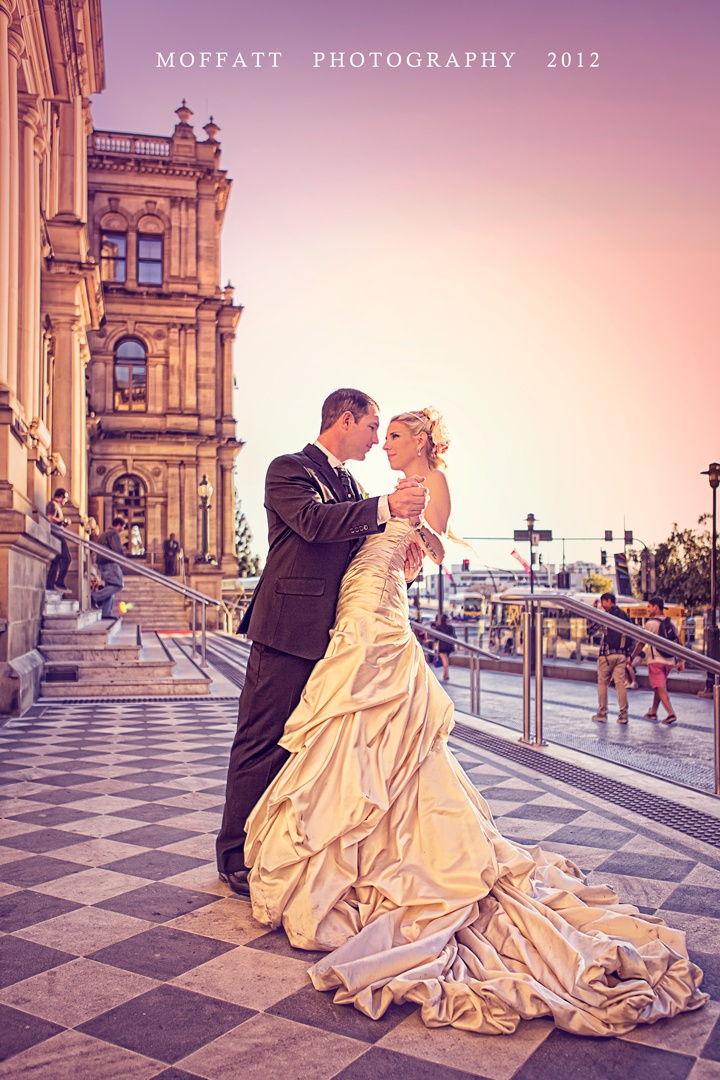 "Mitch & Tash's ""Paris"" themed Wedding"