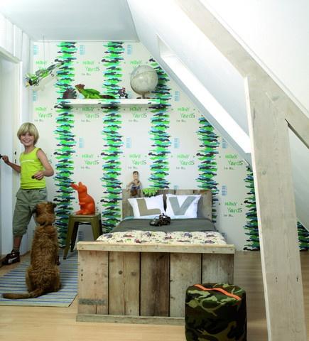 20 beste idee n over camouflage behang op pinterest - Wallpaper volwassen kamer trendy ...