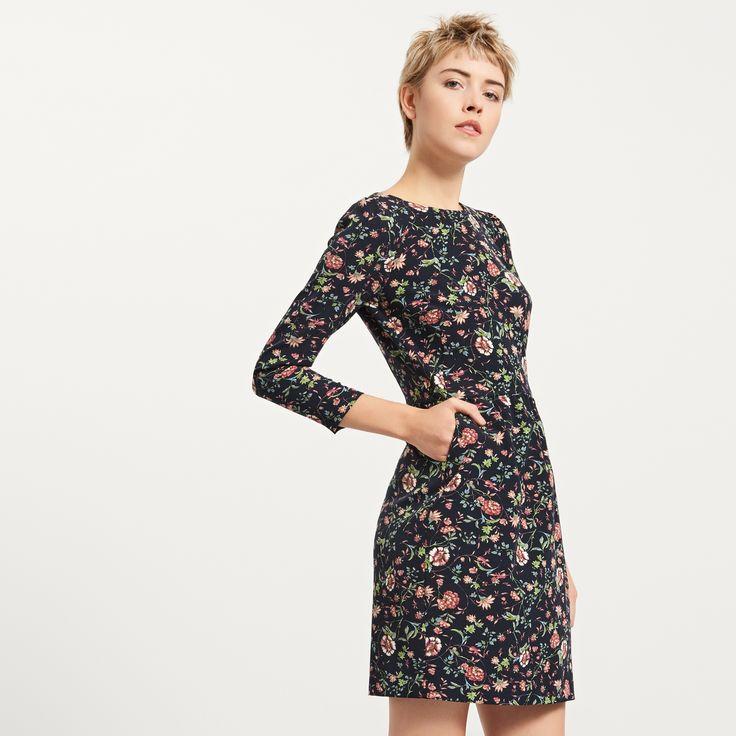 Sukienka w kwiaty, RESERVED