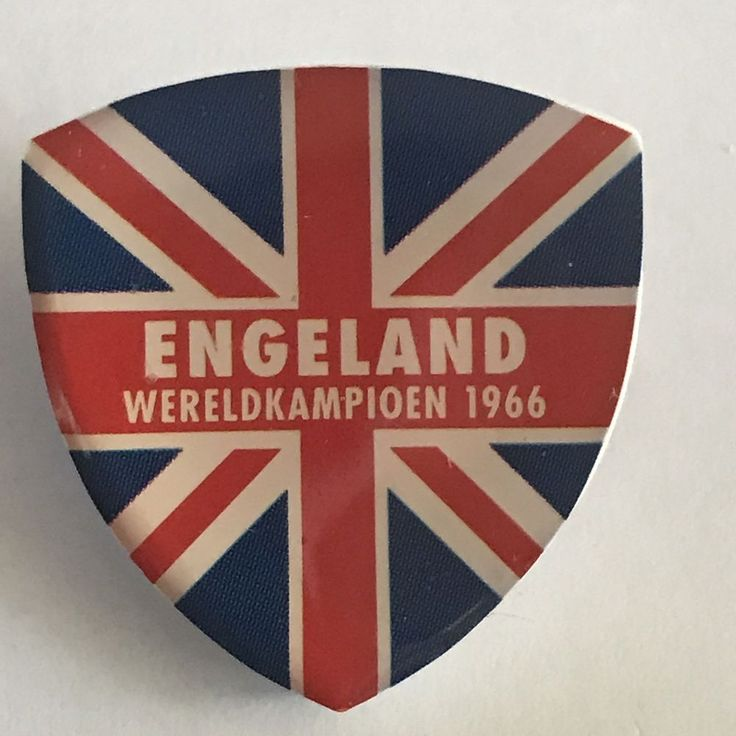England (Engeland) Flag FIFA World Cup Football Soccer Pin - World Champion 1966  | eBay