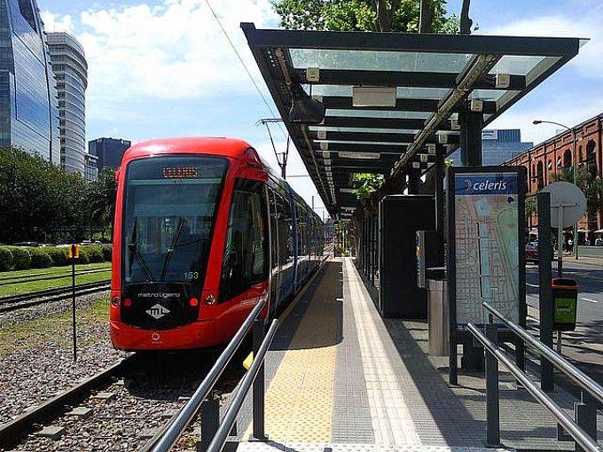 Tren de Puerto Madero