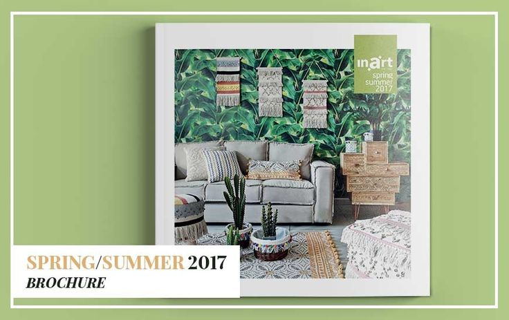 View our latest brochure Spring-Summer 2017 online!