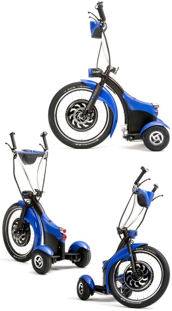 Triciclo Qugo