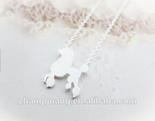 Tiny Gold Dog Cute Animal Necklace, View gold Dog necklace, Product Details from Yiwu Guyun Jewelry Factory on Alibaba.com
