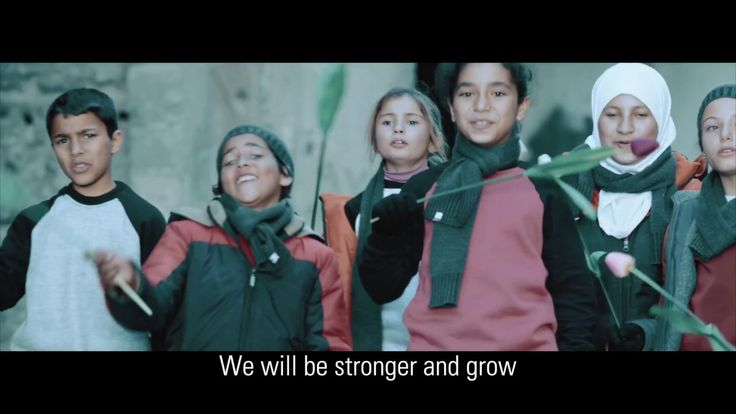 Heartbeat - Zade, Ansam and the children of Syria | دقة قلب - زيد وأنسام...