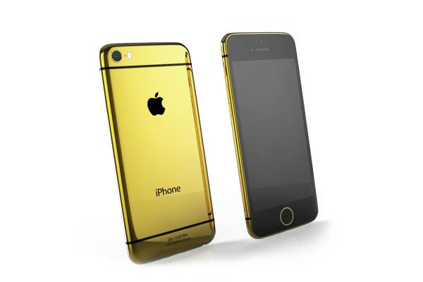 Goldgenie 24ct Gold Apple iPhone 6