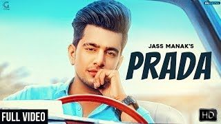 Prada – Jass Manak - Latest Punjabi Video Song HD - MRHD IN