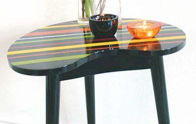 Male møbler | Sådan maler du borde, skabe og stole | idényt