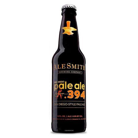 AleSmith San Diego Pale Ale .394 - Buy craft beer online from CraftShack. The Best Online Craft Beer Delivery Service!