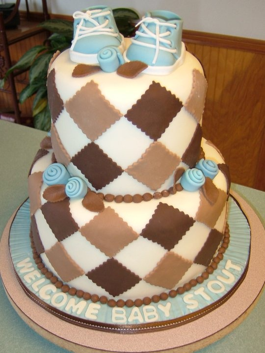 about blue and brown baby shower on pinterest baby boy baby shower