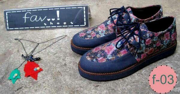 FAV shoes.. IDR 199K