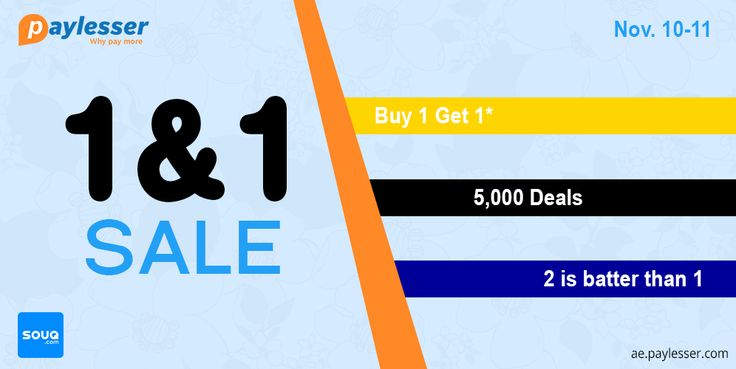 Checkout the best deals on this 2 days sale at Souq. Choose from over 5000 deals and save huge on each order. #Souq #Offer #Bestdeal #Paylesser Why pay more?
