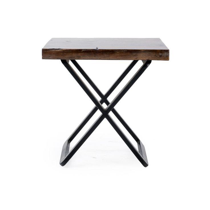 Jura table d 39 appoint vous souhaitez suivre la tendance for Petite table industrielle