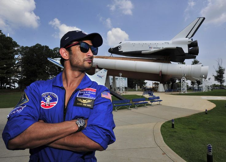 Sushant Singh RajputVerified account @itsSSR  12h12 hours ago More Sushant Singh Rajput  SpaceCampUSA Thanks a lot for being so welcoming ,patiently answering my many questions with such interest. It was such a great learning experience:)) ##We were honored to have @itsSSR join us last week for a camp mission! #OnlyAtSpaceCamp##