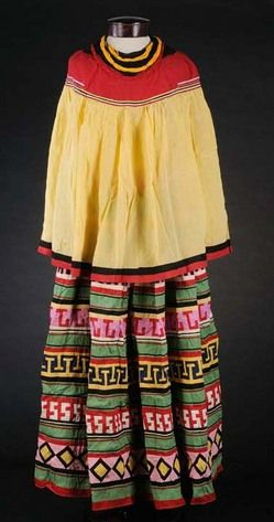 seminole indian clothing pictures - Google Search