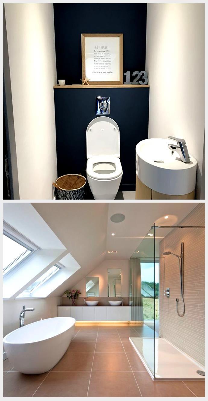 10 Schone Ideen Fur Jedes Ein Halbes Badezimmer Fur Jedes Ihre Home Flows Galerie In 2020 Badezimmer Halbes Badezimmer Badezimmer F
