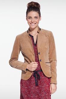 Veste femme poches et coudières