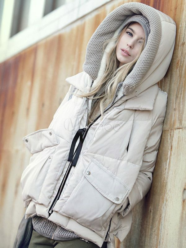 Casual Down Jacket for Women