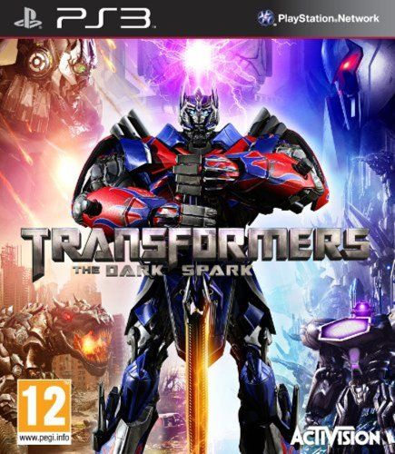 [Baisse de prix] Transformers : the dark Spark (PS3) à 47,99€ (-20%)