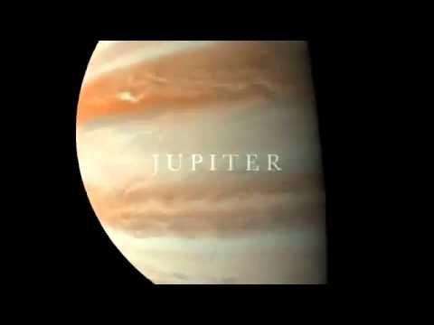 Vidéo Les 8 planètes de notre système solaire en animation 3D - YouTube