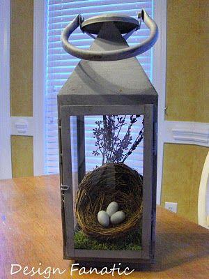 DIY: Pottery Barn Inspired Lantern