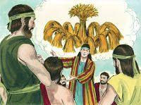 Paljon opetusideoita uskontoon Josef -aiheesta
