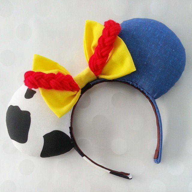Toy Story Jessie Mouse ears