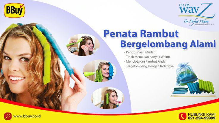 Penata rambut ikal secara alami http://bbid.co/1lBWJV1
