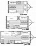 Image result for Small Cargo Trailer Floor Plans