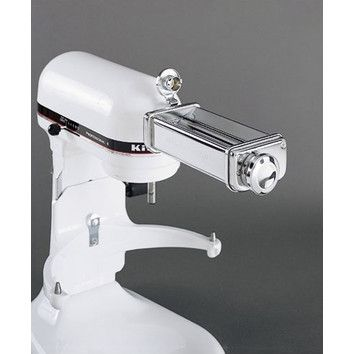 Awesome KitchenAid Pasta Roller Mixer Attachment