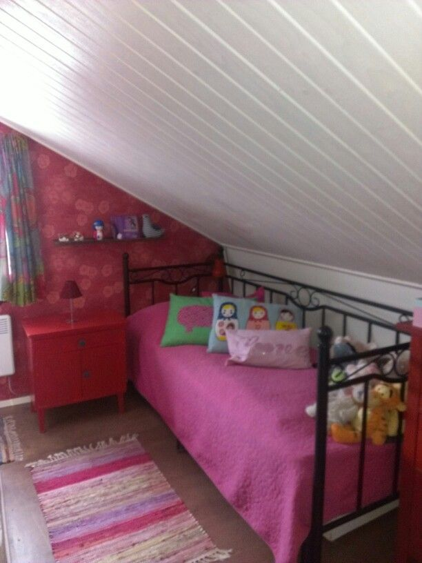 My girl's room.
