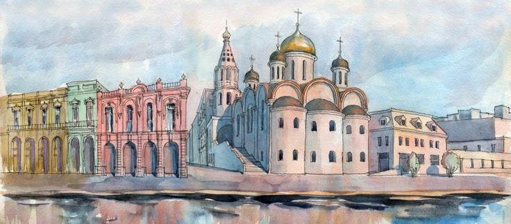 Казанский собор в Гаване, Куба. Автор: Иван Краснобаев