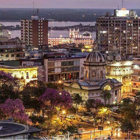 Asunción, Paraguay (Paraguay has such an interesting & scandalous history- of adventure, crime, & autocrats)