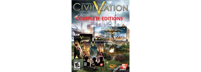 Best Offer Review: Civilization V Complete Edition http://sparesome.com/best-offer-review-civilization-v-complete-edition/