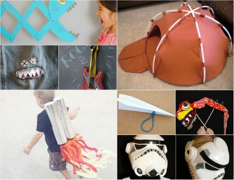 12 Awesome Diy Crafts Little Boys Would Love Such As A