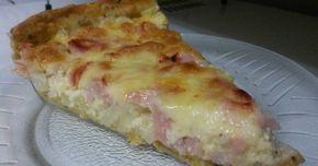 Fabulosa receta para Tarta de cebolla, jamón y muzarella. Super jugosa y cremosa esta tarta de cebolla, jamón y muzarella!!!!!!!!