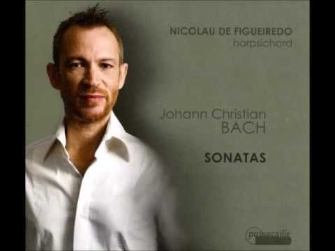 Johann Christian Bach - Sonatas - Nicolau de Figueiredo