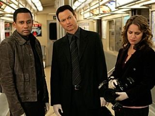 """8 Likes, 1 Comments - CSI New York page (@csinewyorkpage) on Instagram: """"Goodmorning on this sunny day ☀️❤! A throwback to CSI New York! @hillharper @garysiniseofficial…"""""""