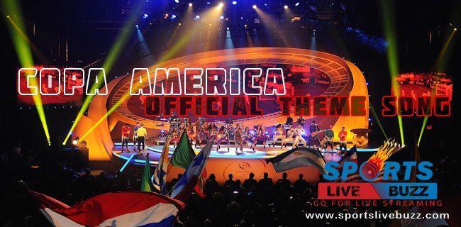 Copa America Centenario 2016 Official Theme Song Download