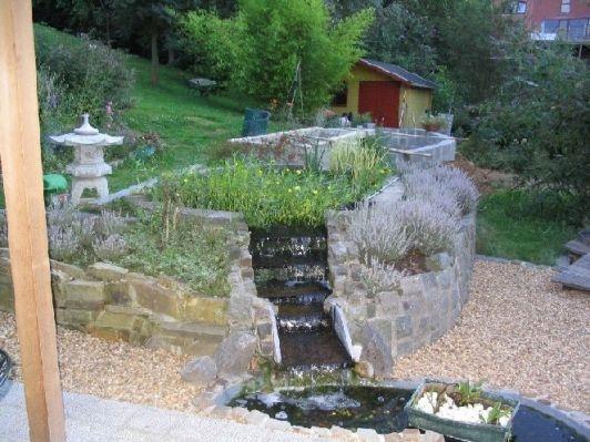 17 best images about bassins de jardin on pinterest fonts shops and waterfalls. Black Bedroom Furniture Sets. Home Design Ideas