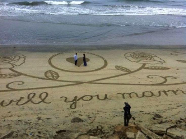 77 Best Romantic Proposals Images On Pinterest Proposals Marriage