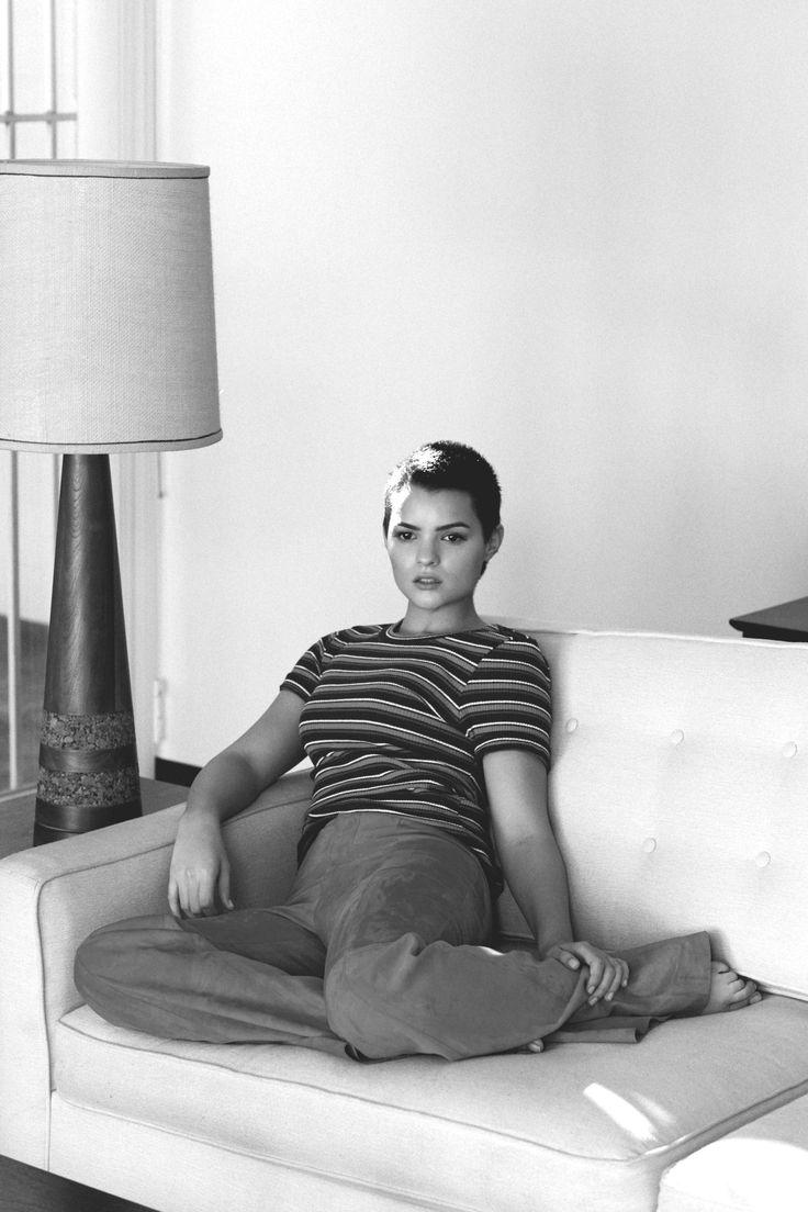Brianna Hildebrand - NYLON
