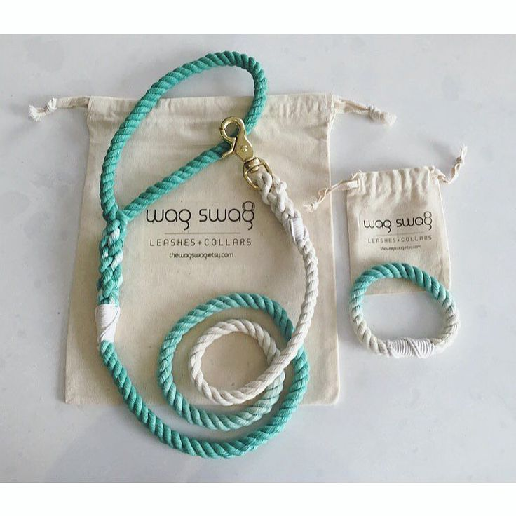 Custom leash and a bracelet for their human! What dog owner wouldnt love to match their pup!