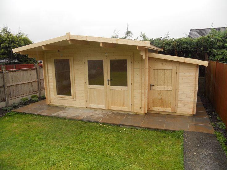 As 25 melhores ideias de log shed no pinterest cabana e for Garden shed victoria bc
