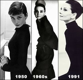 Oh how I love Audrey. Classic and timeless beauty.