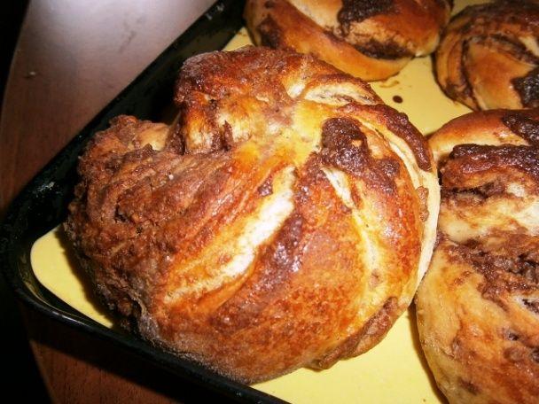 Orechovo-nutellové briošky (fotorecept) - obrázok 9