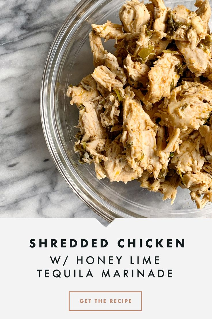 Pulled Chicken Marinade