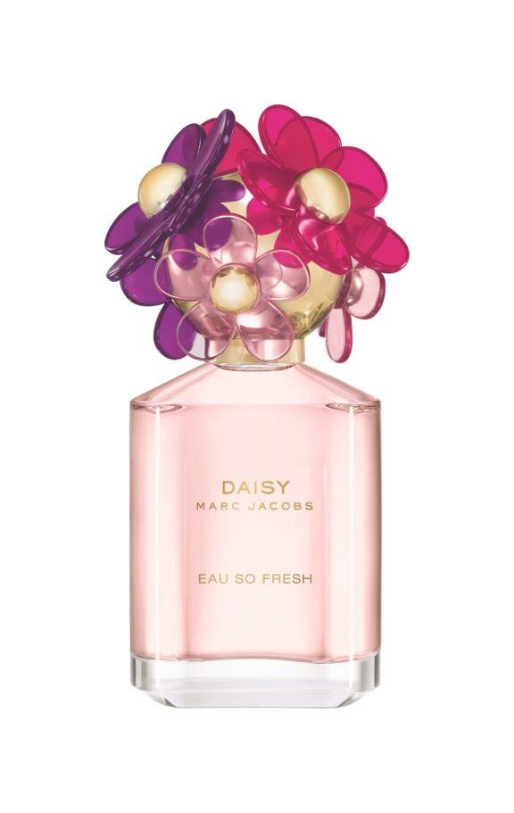 Duft der Woche auf wwww.justdeluxe.at – Daisy Eau so Fresh von Marc Jacobs. Er ist eine hinreißende Mischung aus Mandarine, Apfelblüten und Magnolie.